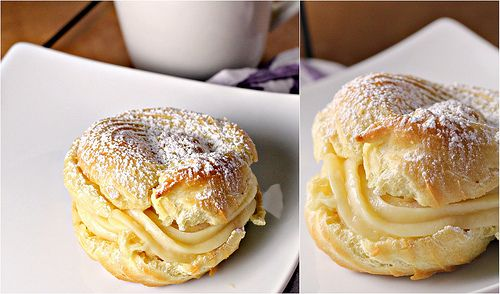 fuji cream puffs candy cane cream puffs saint joseph s day cream puffs ...