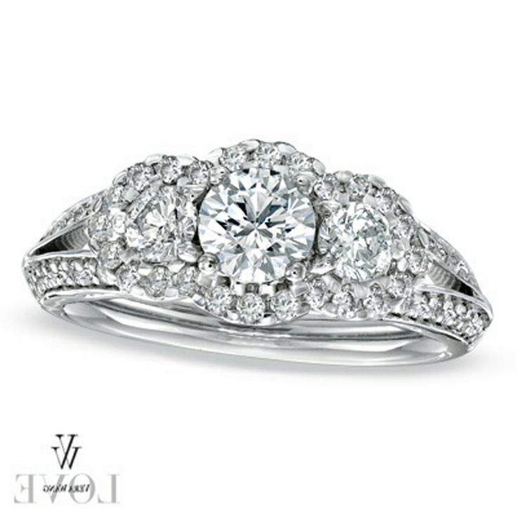 Zales Jewelry Engagement Rings Vera Wang Put a ring on it