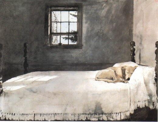 Master Bedroom My Favorite Reminds Me Of Dakota Andrew Wyeth