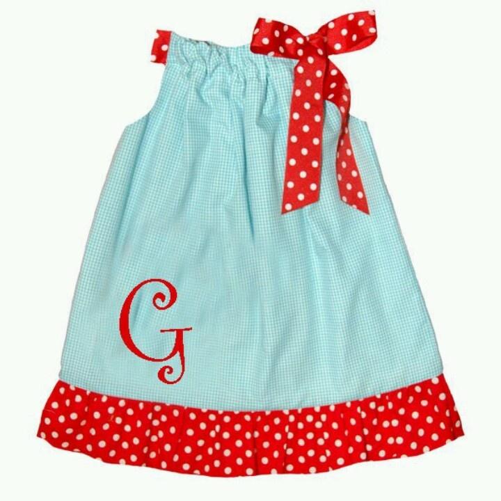 Pillowcase dress sewing Pinterest
