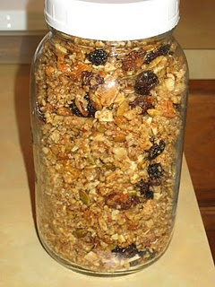 ... made this it was yummy on yogurt parfait! Hubby wanted to gobble it up
