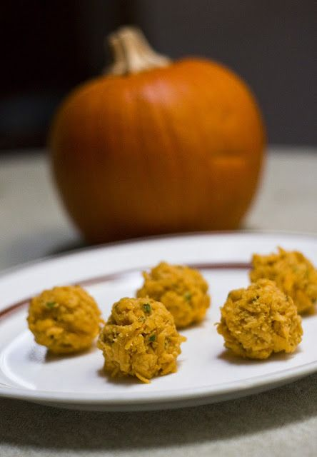 The Colors Of Indian Cooking: Pumpkin Koftas, Meatless Meatballs For ...