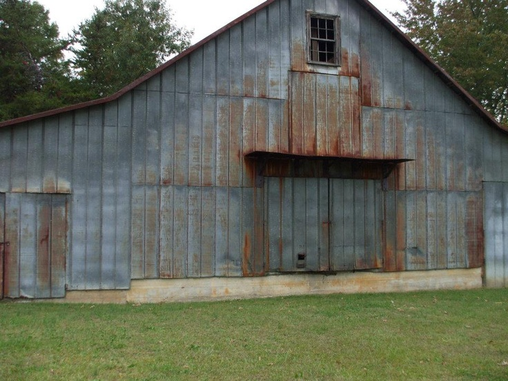 Old tin barn what happens in the barn stays in the barn for Old barn tin ideas