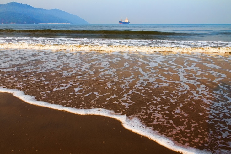 Karwar India  city photos gallery : Karwar Beach, Karnataka, India. | Scenery | Pinterest