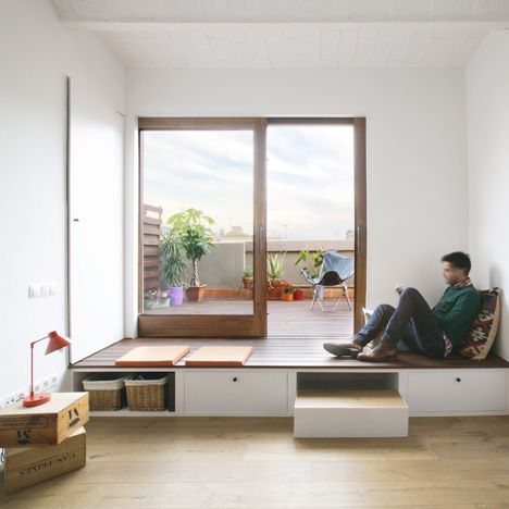 Pin by gustavo quintana on interiors pinterest for Sitting window design