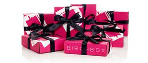 signed up, can't wait to get my first box! @birchbox