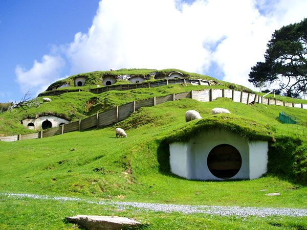 New Zealand--The Shire!