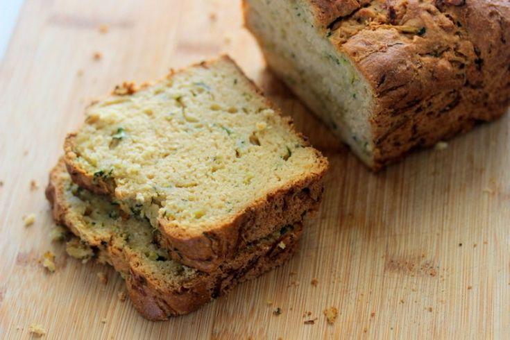 Gluten Free Zucchini Bread - use egg replacer and make sure gf flour ...