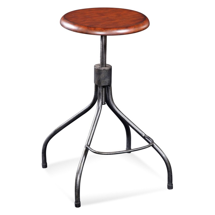 Pin by sara m on simply stools pinterest - Screw top bar stools ...