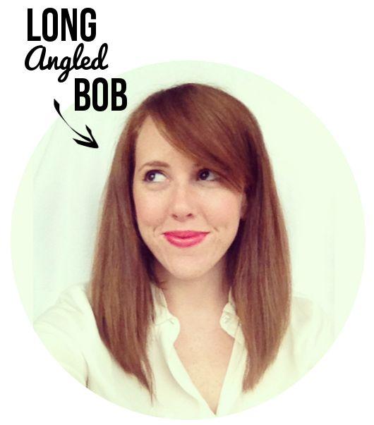 long angled bobs