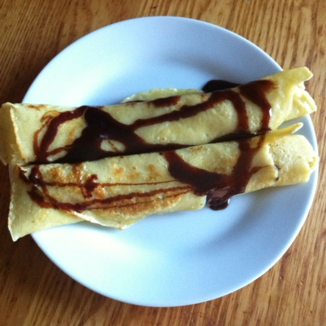 Basic Crepes Recipe | Food and drinks | Pinterest