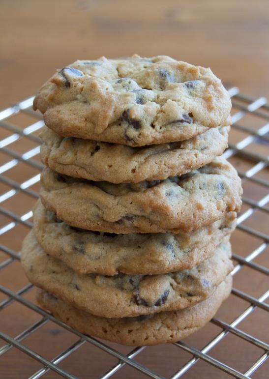 Alice Wannamaker Fresh Chocolate Chip Cookies