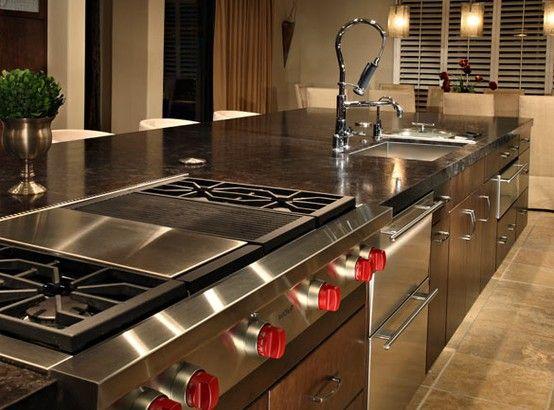 Pin By Sub Zero Wolf Southwest On Amazing Kitchens Pinterest