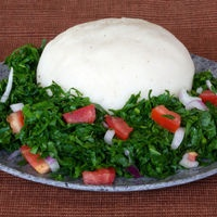 Sukuma Wiki & Ugali- Delicious and Healthy Kenyan Food