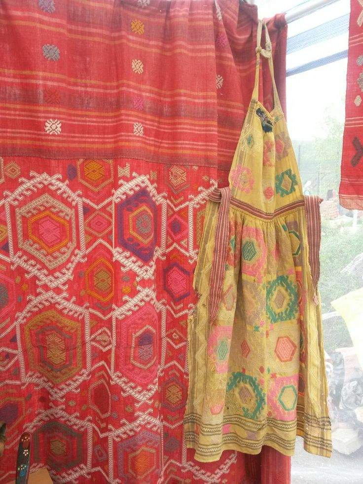 Башкирский орнамент вышивка 45