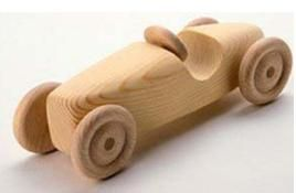 Wooden toy car | Woodworking Inspiration | Pinterest