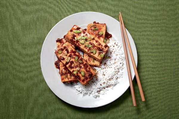 Braised Tofu in Caramel Sauce Recipe - NYT Cooking article said it can ...