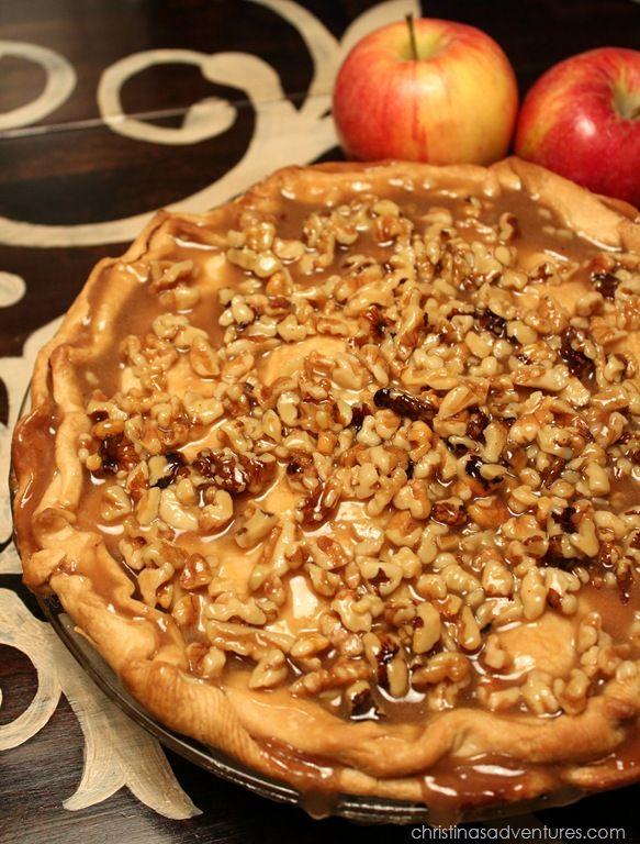 apple-praline-pie-2.jpg 583×768 pixels | Food | Pinterest
