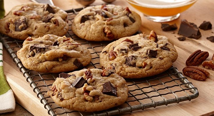 Browned Butter Chocolate Chunk Cookies Recipe | McCormick Gourmet ...