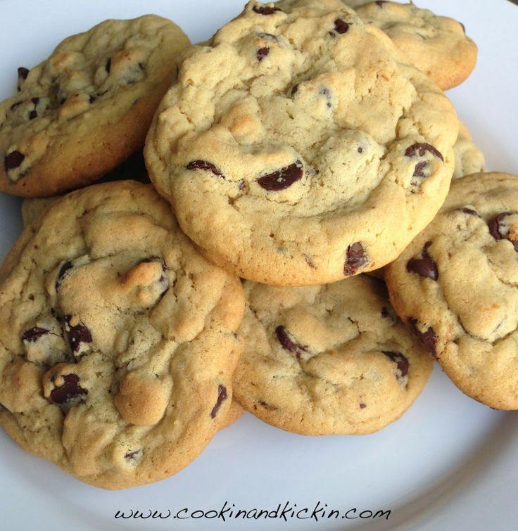 Pudding Mix Chocolate Chip Cookies | Have to haves | Pinterest