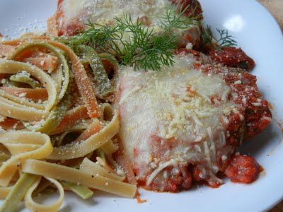 Classic Eggplant Parmesan - Will Cook For Smiles