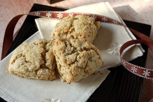 Savor {Orange Oatmeal Scones} - The Sensitive Pantry - Gluten-free ...