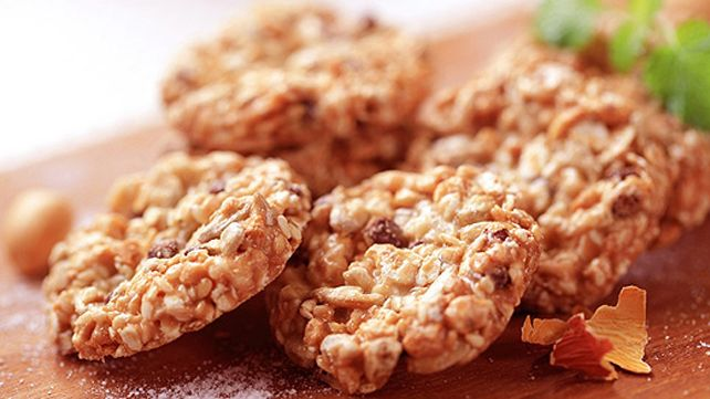 Toasted Oatmeal Almond Berry Bars | Yummmmmmmmmmmmmy | Pinterest