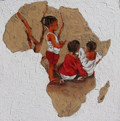 Africa.. helping out