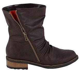 Women's Relax-85 Flat Fashion Boot - Brown - Shoes - Womens - Boots