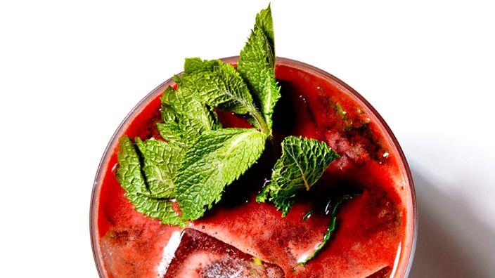 Watermelon Mojito Recipe | Happy Hour | Pinterest