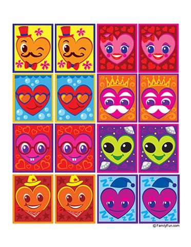 valentine day games for church groups