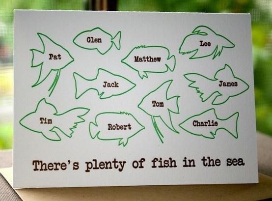 Plenty of fish quotes pinterest for Plunty of fish