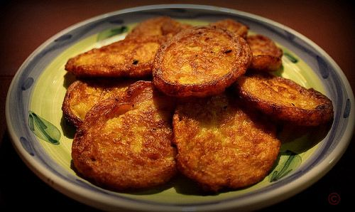 These sweet and gooey pumpkin fritters are a treat for both kids and ...