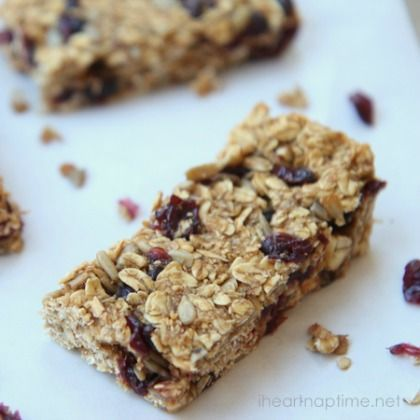 Peanut Butter Granola Balls | Snacks | Pinterest