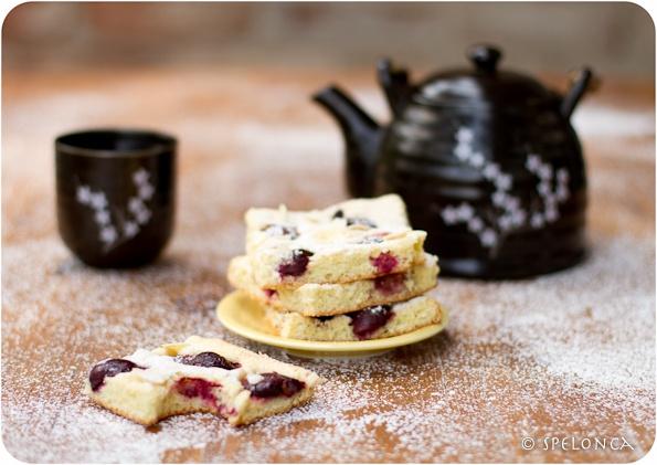 Cherry Almond Clafoutis | Cakes/Cuppies | Pinterest