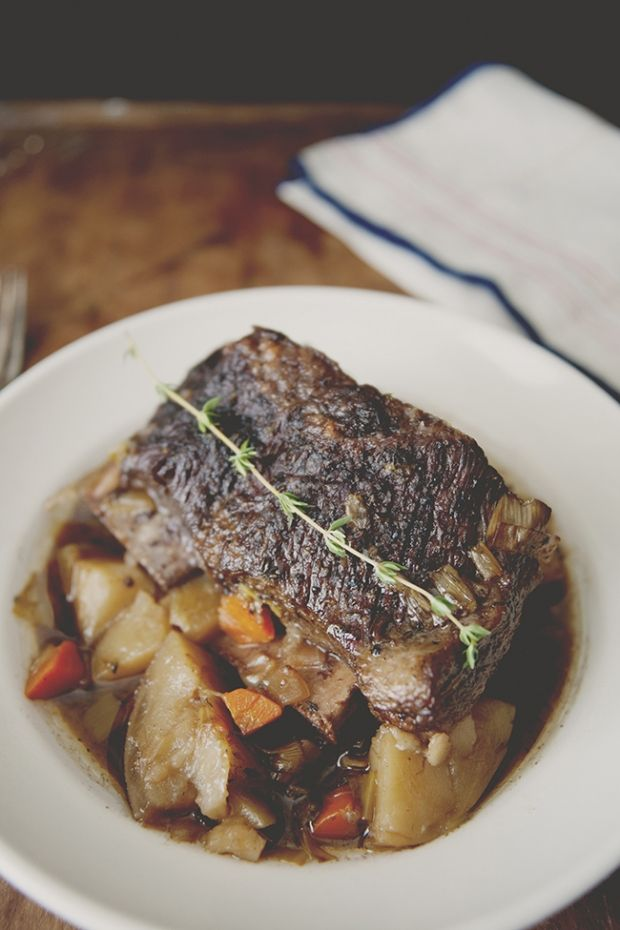 Beer braised short ribs. | NomNomNom! | Pinterest