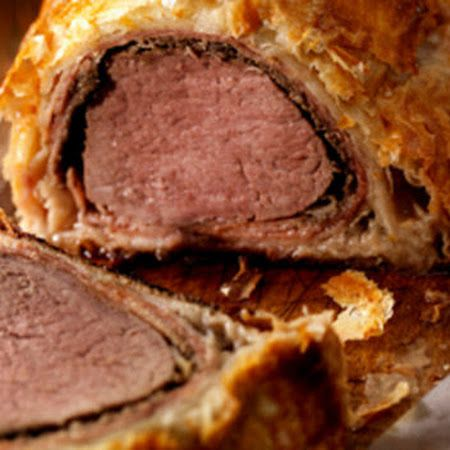 Gordon Ramsay's Beef Wellington- add it to our Christmas traditions?