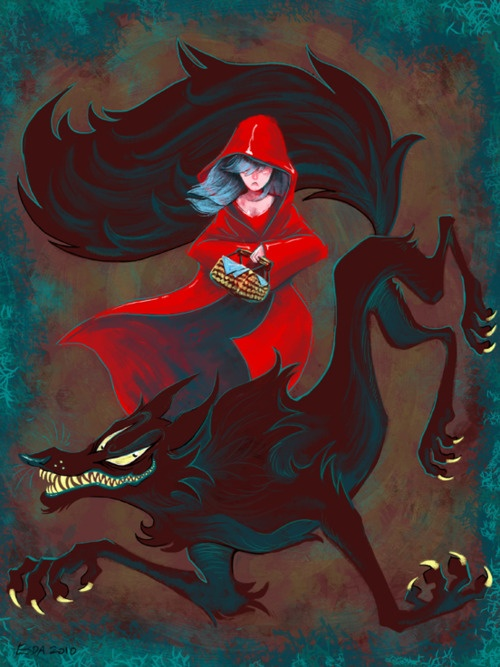 little red riding hood | Tumblr