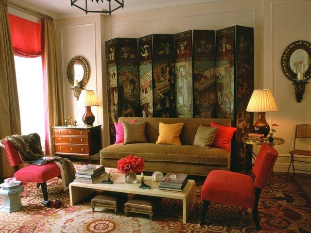Charlotte moss decorating portfolio house interior for Charlotte interiors