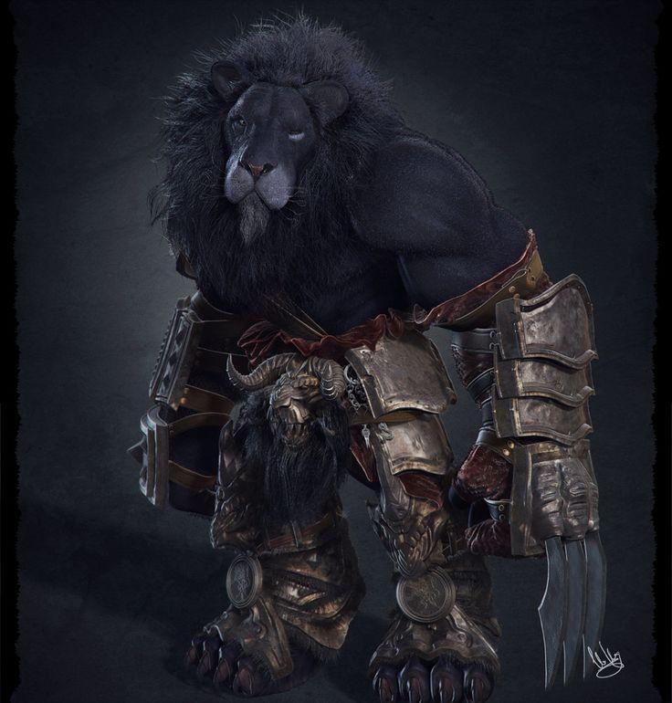 Black Lion Logo Black Lion by Sebastiano di