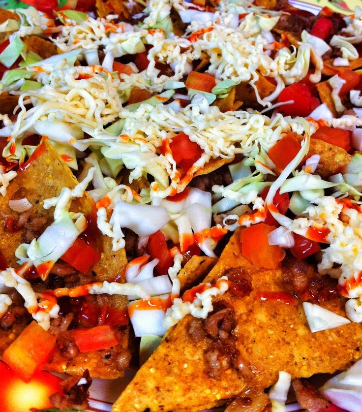 nachos salad | ... Nacho Salat