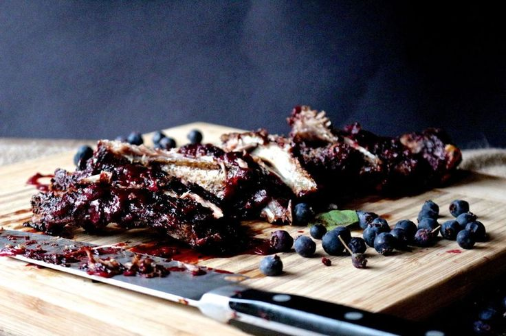 Bumbleberry BBQ Baby Back Ribs | Recipe