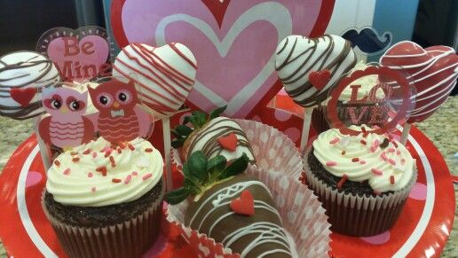 valentine's day treats for bake sale