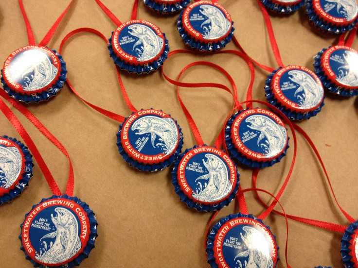 tees designs Hand crafted bottle cap ornaments  Craft Ideas