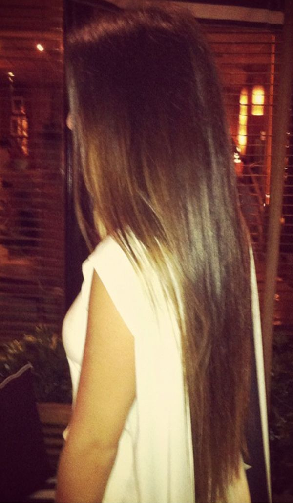 Super #Long Hair #TRESStreetStyle | hair | Pinterest