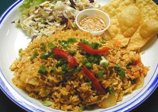 Spicy Fried rice Thai style | Foood I lurvveeee | Pinterest
