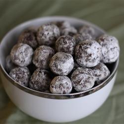 Rum or Bourbon Balls Allrecipes.com | World's Biggest Cookie Swap | P ...