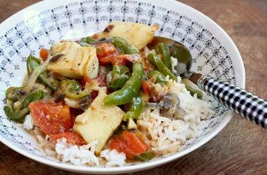 Moqueca a Baiana, Brazilian Fish Stew | Yammie!!! | Pinterest