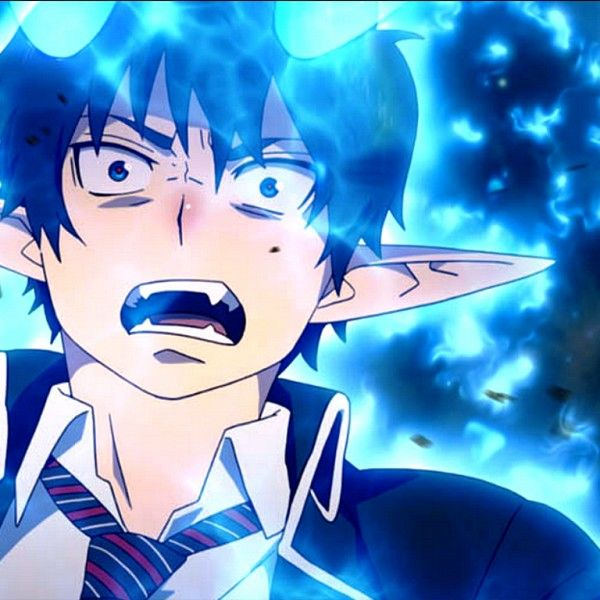 blue exorcist rin okumura - photo #32