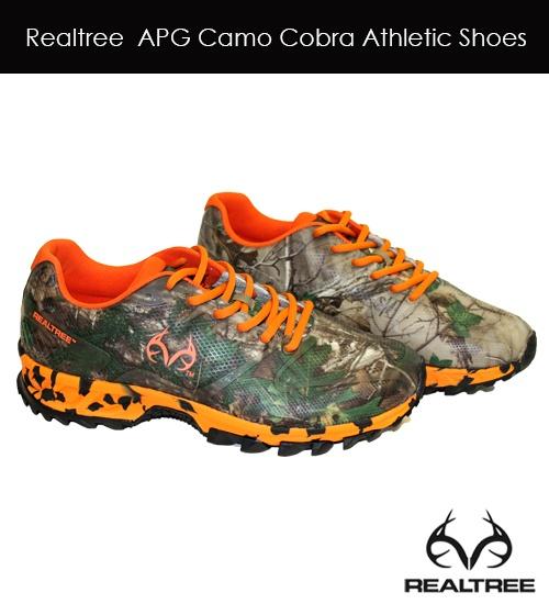 Realtree APG camo COBRA Tennis Shoes #realtreetennisshoes #camoshoes
